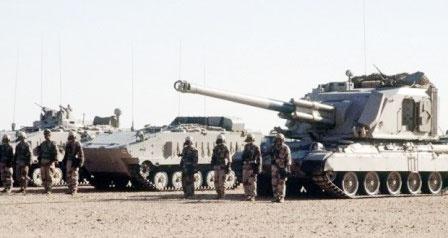 رژیم صهیونیستی و عربستان در صدر خریداران تسلیحات در جهان
