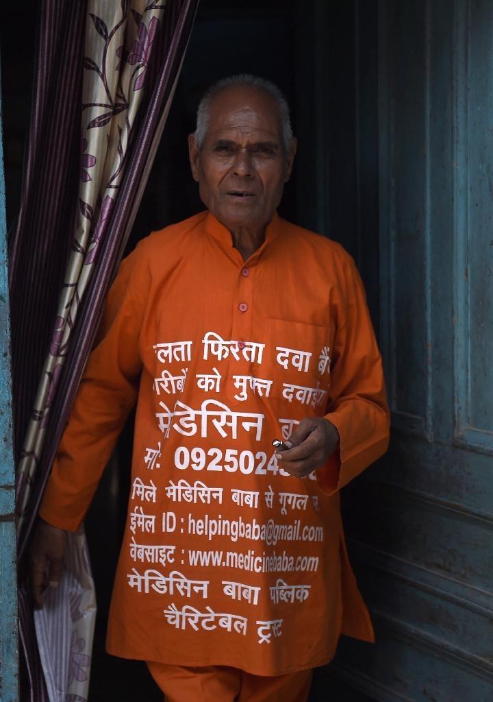 شارمای هندی برای فقیران قرص میآورد