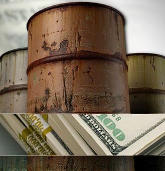 نفت و دلار، افزایش همزمان | بازار طلا آرام نبود