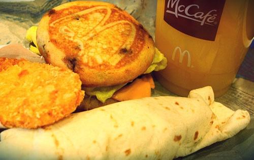 صبحانه؛ بدترین وعده غذایی رستورانهای زنجیرهای دنیا