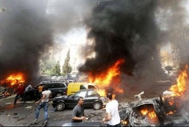 دو انفجار همزمان در شهرک صدر در شرق بغداد