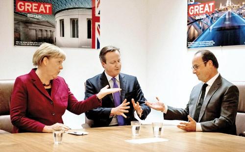 متحدان اصلی اروپایی که همواره نقش میانجی برای دیگران داشتند اکنون با افشای ماجرای جاسوسی دچار اختلاف