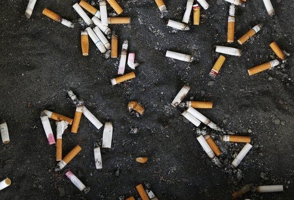 سیگار کشیدن در آمریکا به کمترین میزان خود رسیده است