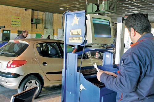کاهش سن معاینه فنی خودرو در راه صحن علنی مجلس