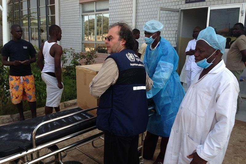 گینه | آخرین خروجها از قرنطینه ابولا