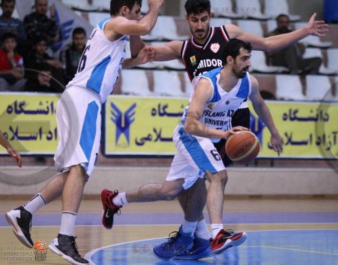 هفته ۶ لیگ برتر بسکتبال؛ پیروزی پالایش نفت آبادان و پتروشیمی بندرامام