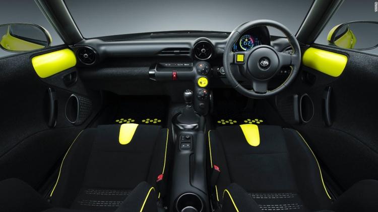 گزارش و تصاویر | رونمایی از خودروی جدید تویوتا در نمایشگاه خودروی توکیو
