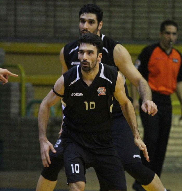 هفته ۷ لیگ برتر بسکتبال مردان: پیروزی دانشگاه آزاد و پتروشیمی بندر امام