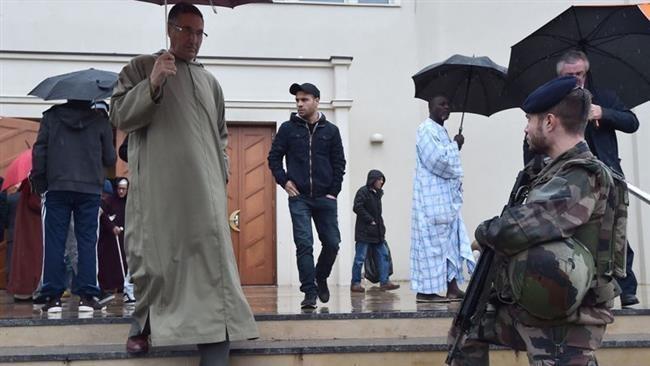 مسلمانان در فرانسه