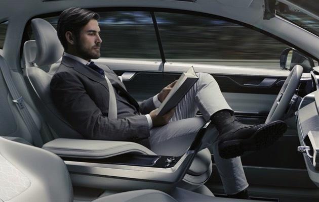 همکاری مایکروسافت و ولوو برای ساخت خودروی بدون راننده