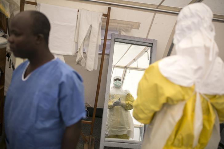 نخستین مرگ ناشی از ابولا در لیبریا پس از ۶  ماه