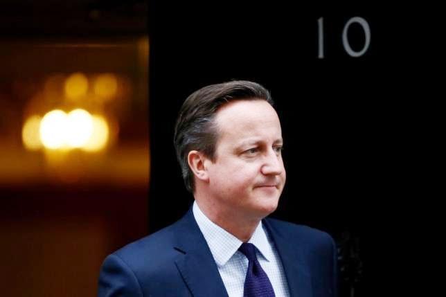 David Cameron UK