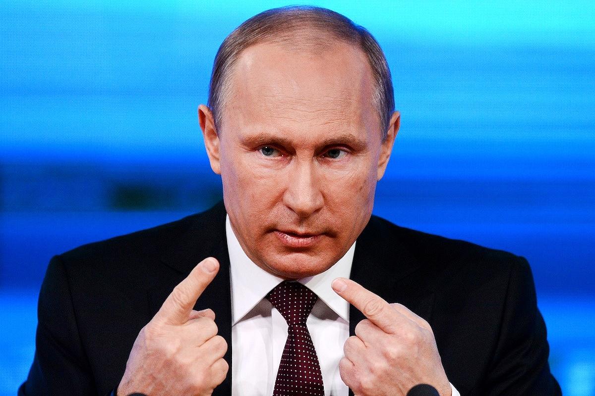 پوتین: ترکیه برای حفظ قاچاق نفت هواپیمای روسیه را سرنگون کرد