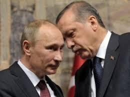اردوغان خواستار دیدار با پوتین شد