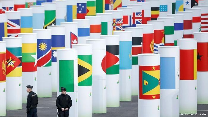 آغاز اجلاس تغییرات اقلیمی در پاریس تحت تدابیر شدید امنیتی