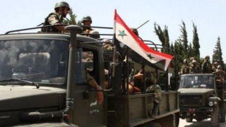 جاده بین المللی حلب - اثریا به کنترل ارتش سوریه درآمد
