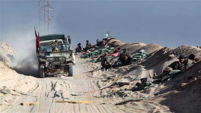 نبرد شدید بر سر کنترل مرکز شهر الرمادی میان ارتش عراق و داعش
