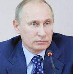 پوتین قانون مقابله اقتصادی با غرب را امضا کرد