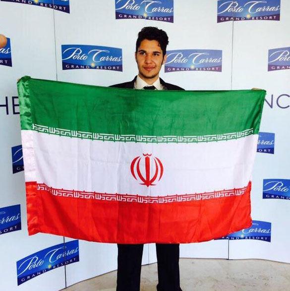 پایان شطرنج قهرمانی نوجوانان جهان با نایب قهرمانی شطرنجبازان ایرانی