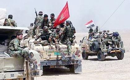 پاکسازی ۹۵ درصد شهر رمادی عراق از وجود تروریست ها