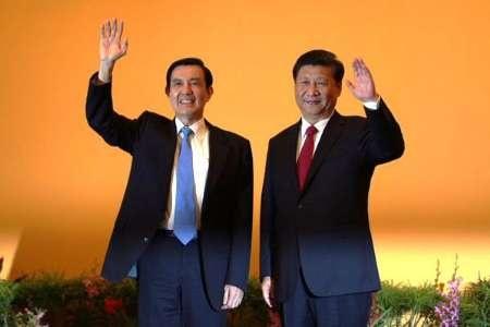 دیدار تاریخی روسای جمهور چین و تایوان پس از ۶۶ سال در سنگاپور
