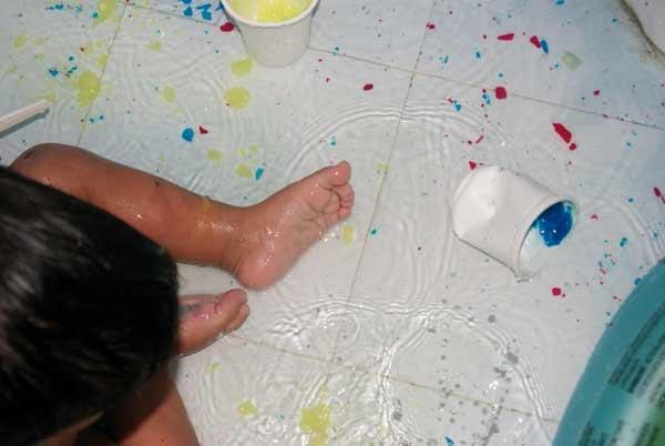 رنگ انگشتی مامان پز