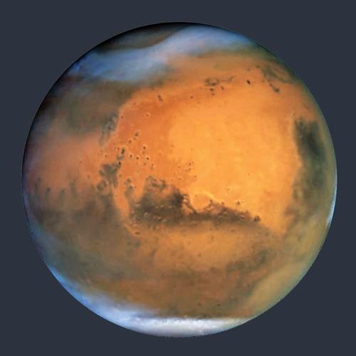 از کدوی غول پیکر  تا خبرسازی دوبارهی  مریخ