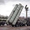 روسیه سامانه موشکی اس ۴۰۰ در سوریه مستقر میکند