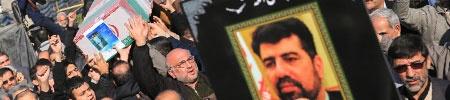 مراسم تشییع و تدفین پیکر مرحوم غضنفر رکن آبادی برگزار شد