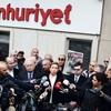 استانبول   تجمع در حمایت از دو روزنامهنگار متهم به افشای اسرار دولت ترکیه