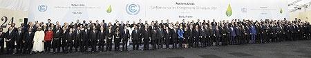 چهار تصویر درباره نشست تغییرات آب و هوایی پاریس