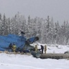 ۱۵ کشته بر اثر سقوط بالگرد روسی