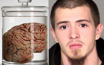 مغز سر انسان میدزدید در آمریکا