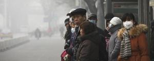 آلودگی هوای پکن به سطح به شدت خطرناک رسید