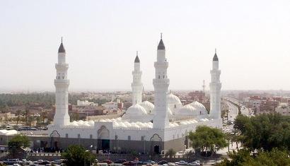 آشنایی با مسجد قبا