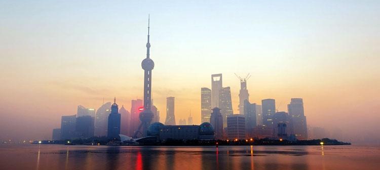 مهدود خطرناک شانگهای را در برمیگیرد