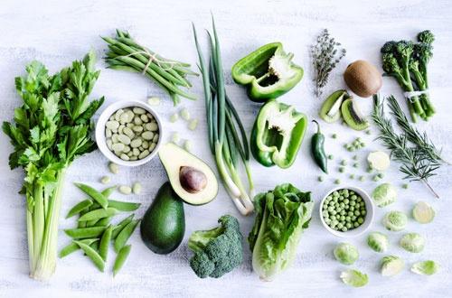 زمستانی سالم با این ۵ سبزی