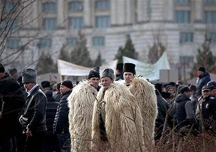 چوپانان دولت رومانی را وادار به عقب نشینی کردند