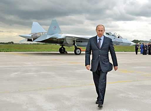 گزارش شیوه راه رفتن پوتین