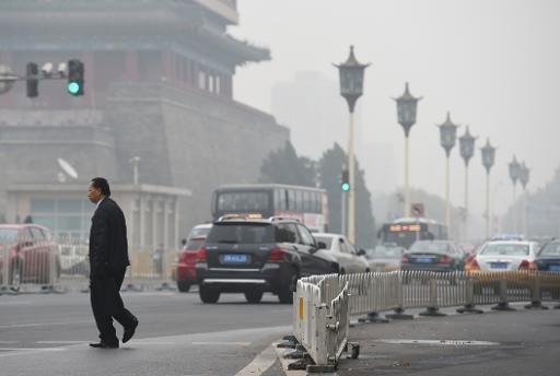 پکن دومین هشدار قرمز آلودگی هوا را اعلام میکند
