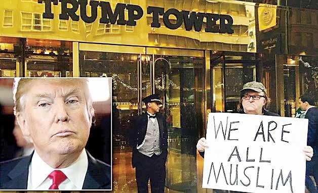 مایکلمور: ما همه مسلمانیم