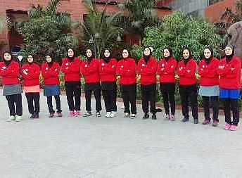 تیم ملی اسکیت زنان ایران
