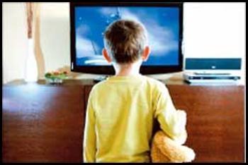 لزوم مدیریت والدین بر تماشای تلویزیون کودک