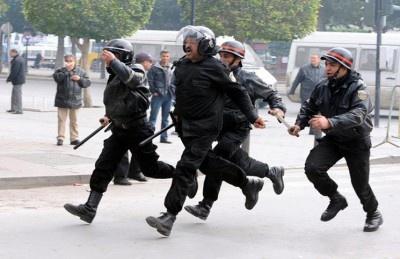 تونس به حالت آماده باش کامل در میآید