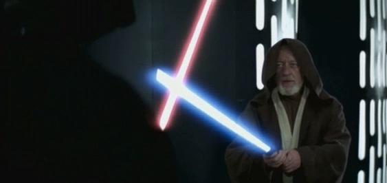 آشنایی با شمشیرهای نوری و لیزری جنگ ستارگان