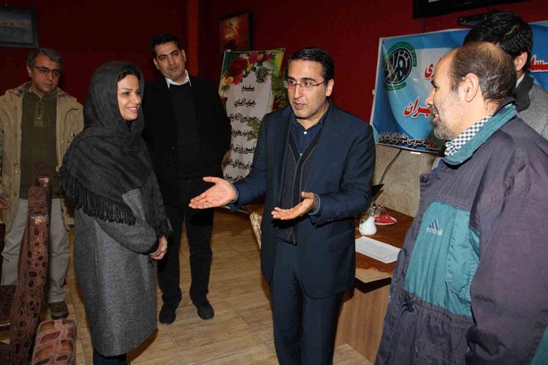 تصاویری از جلسه هماندیشی برگزاری مسابقات جایزه بزرگ تیراندازی تهران
