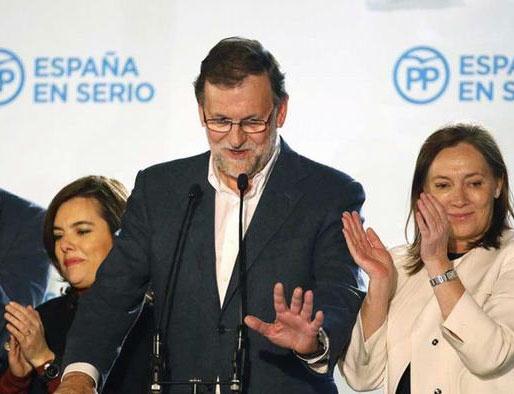 پیروزی تلخ حزب حاکم محافظهکار در انتخابات اسپانیا
