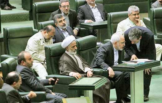مصوبه ویزا، ظریف را دوباره به مجلس کشاند.