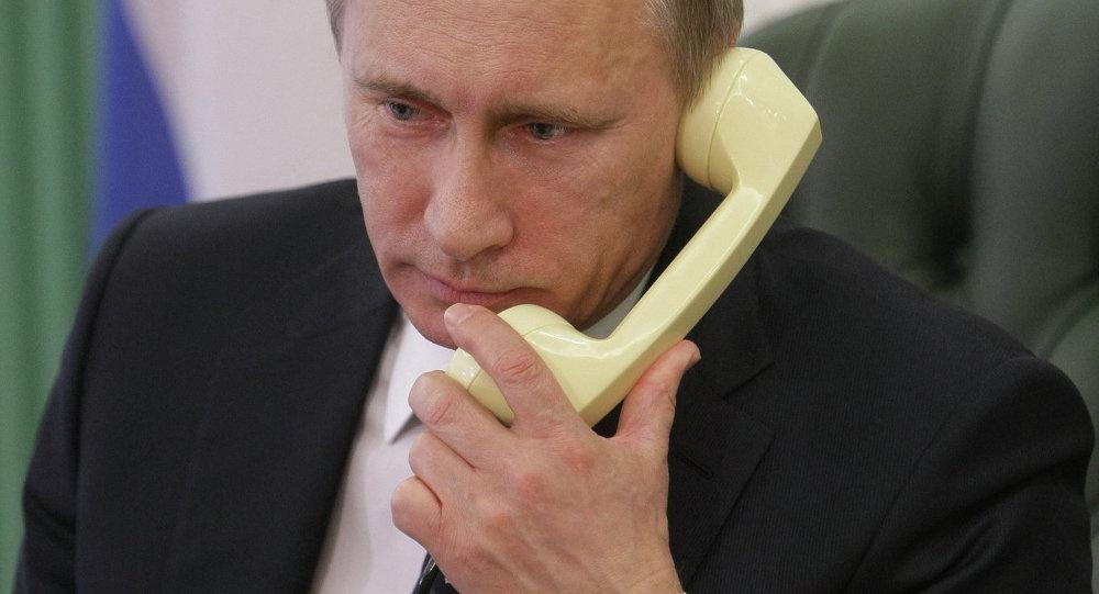 اولین تماس تلفنی نتانیاهو با پوتین پس از ترور سمیر قنطار