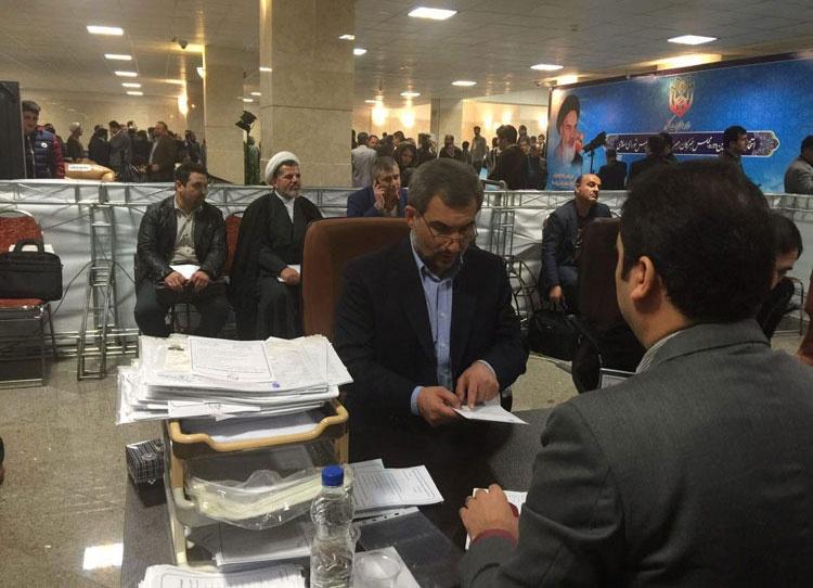 ثبتنام دکتر محسن اسماعیلی در انتخابات خبرگان